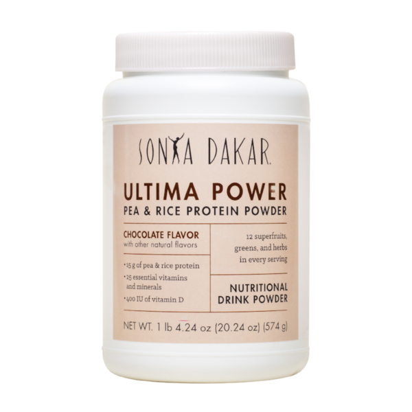 Ultima Power – Mixed Berry