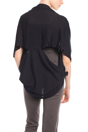Ink Capelet
