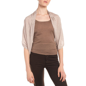 Capelet Shawl Cardigan (Additional Colours Available)