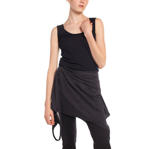 Double Layer Tunic Tank (Additional Colours Available)
