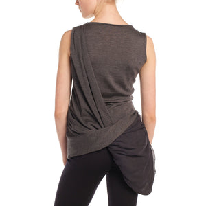 Draped Tank (Also Available in Noir/Black)