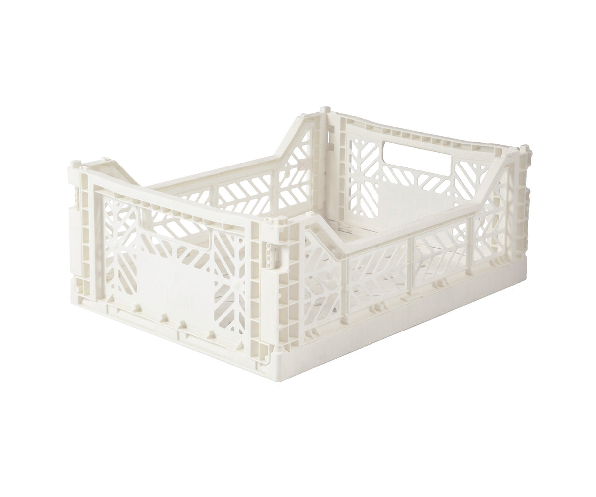 CAJA PLEGABLE MINI COCONUT WHITE
