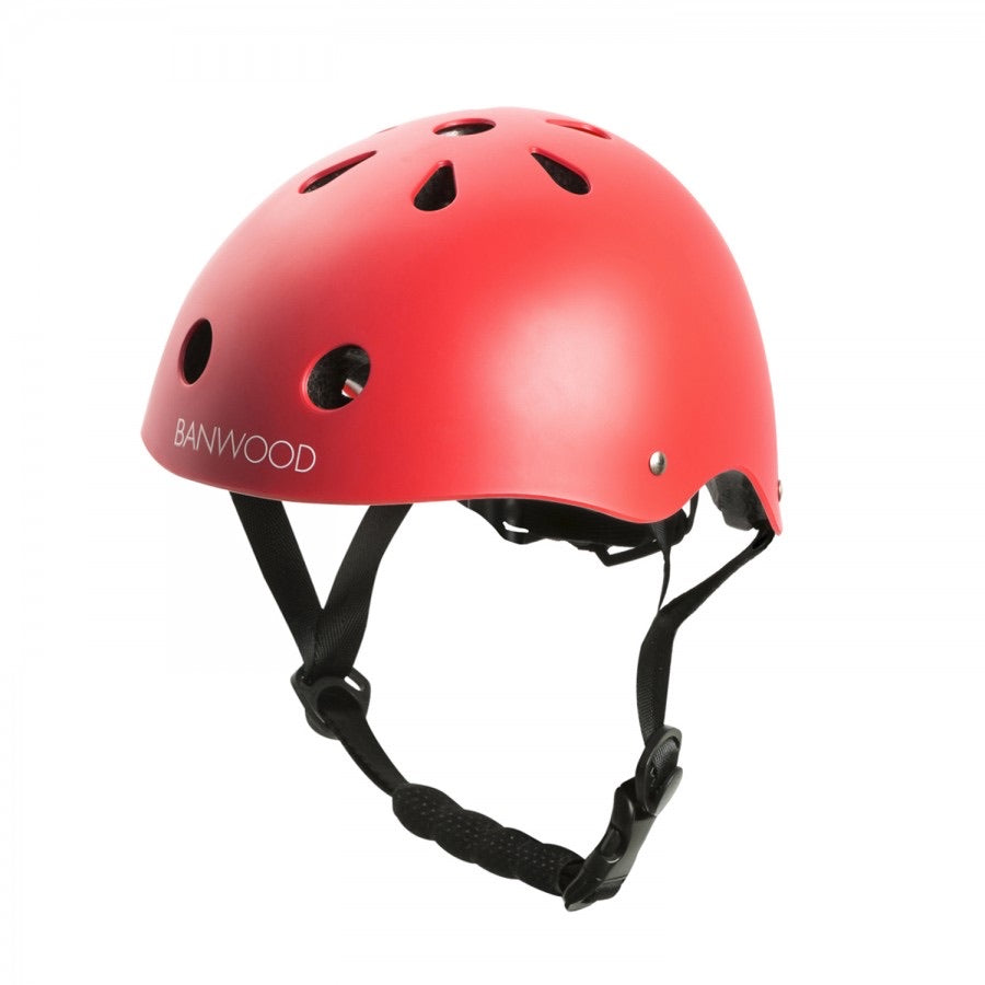 CASCO BANWOOD ROJO MATE