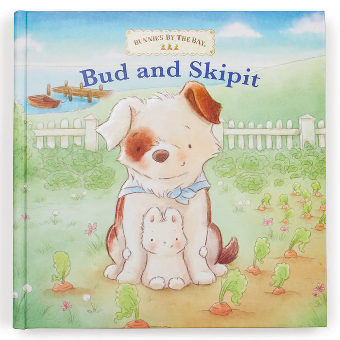 Large Skipit Dog, Book and Card Set