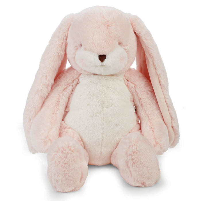 Large Pink Nibble Bunny, Book and Card Set