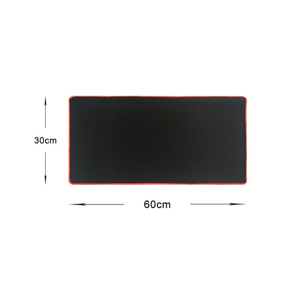 Gaming Mouse Pad with Coloured Trim