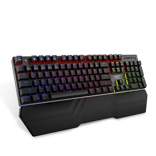 104 Key Mechanical Keyboard