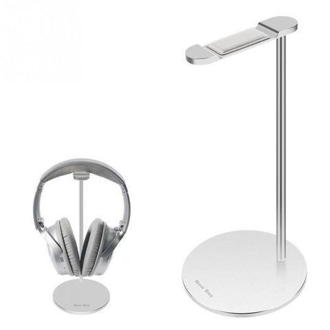 Universal Aluminium Alloy L-shaped Headphone Stand