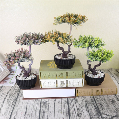 Artificial Desk Bonsai
