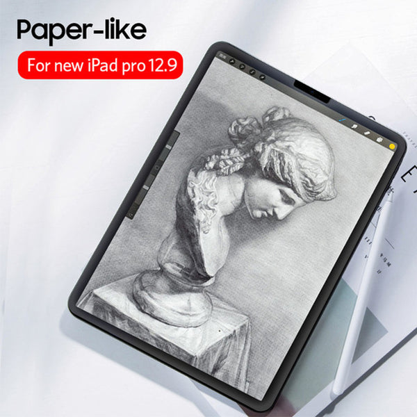 Just Like Paper - iPad Screen Protector Cover