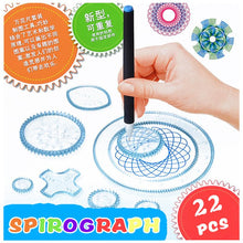 Load image into Gallery viewer, Spirograph Drawing - Shopit Gear