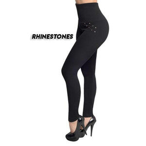 Hollywood High Waist Shaping Leggings - Shopit Gear