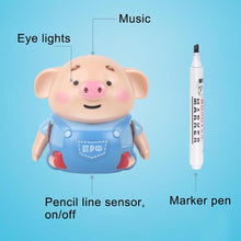 Load image into Gallery viewer, Pen Inductive Toy Pig - Shopit Gear