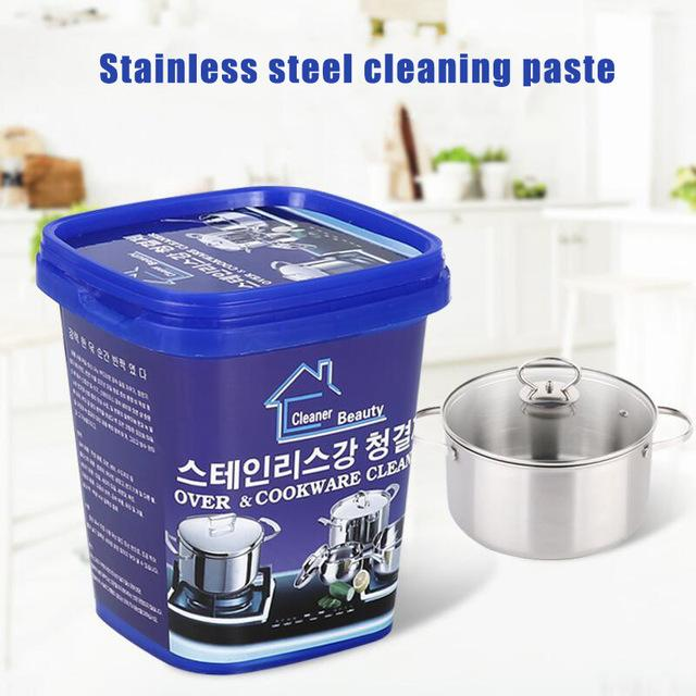 Magical Stainless steel cookware cleaner - Shopit Gear