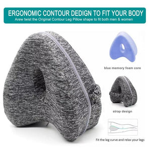 Improved Leg Pillow for Quality Sleep (50% OFF) - Shopit Gear