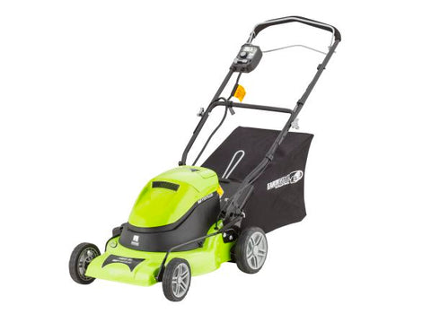 "Earthwise 18"" 24V Lead-Acid Self Propelled Mower"