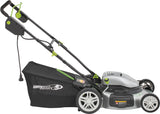 "Earthwise 20"" 12-Amp 120V Corded Mower"