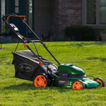 "Scotts 20"" 12-Amp 120V Corded Mower"