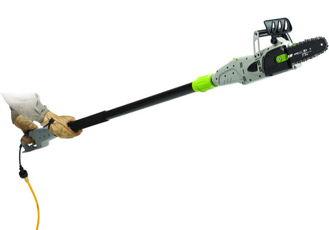 "Earthwise 8"" 6.5-Amp 120V Corded 2 in 1 Pole Saw"