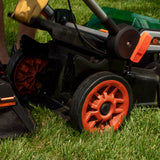 "Scotts 21"" 62V 6.5Ah Lithium Self Propelled Mower"