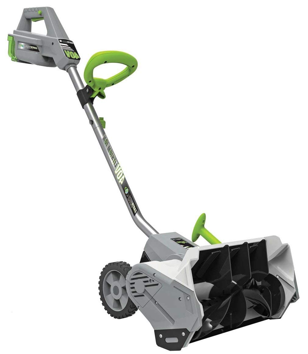 "Earthwise Power Tools by ALM 14"" 40V 4Ah Lithium Snow Thrower"