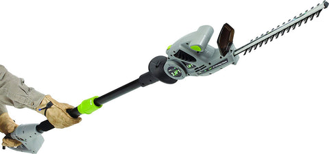 "Earthwise 18"" 2.8-Amp 120V Corded 2 in 1 Hedge Trimmer"