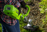 "Earthwise 12"" 40V 2Ah Lithium String Trimmer"