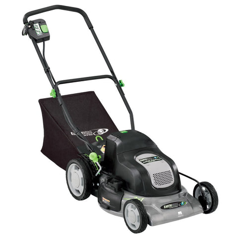 "Earthwise 20"" 24V 20Ah Lead-Acid Mower"