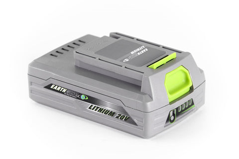 Earthwise 20V 1.5Ah Lithium Battery