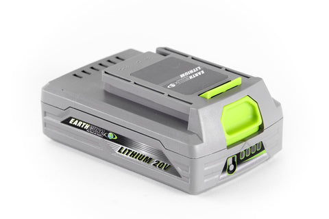 Earthwise 20V 2Ah Lithium Battery