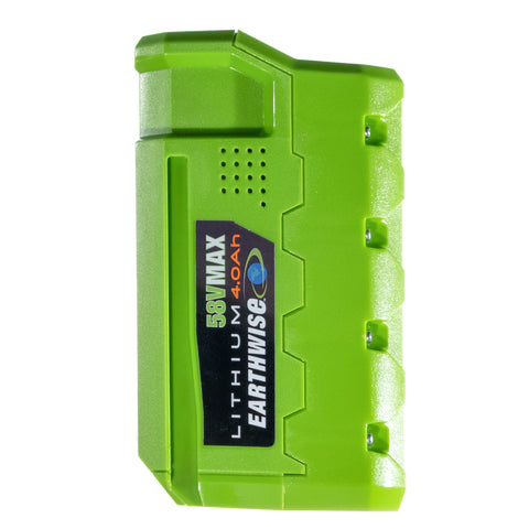 Earthwise 58V 4Ah Lithium Battery