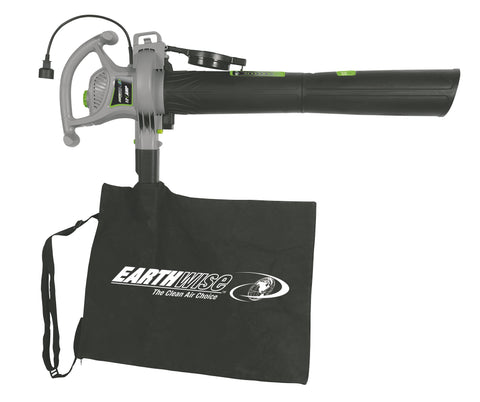 Earthwise 12-Amp 120V Corded Blower Vacuum