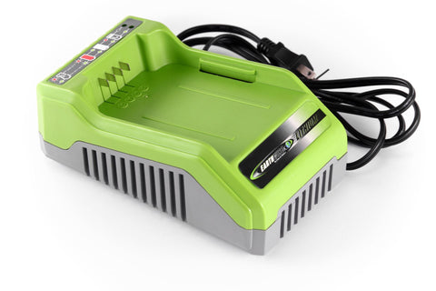Earthwise 40V Lithium Battery Charger