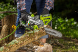 "Earthwise 16"" 12-Amp 120V Corded Chainsaw"