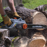 "Scotts 16"" 13-Amp 120V Corded Chainsaw"