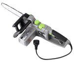 Earthwise 120V Corded 4 in 1 Pole Saw/Hedge Trimmer