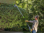 "Earthwise 18"" 4.5-Amp 120V Corded 2 in 1 Hedge Trimmer"