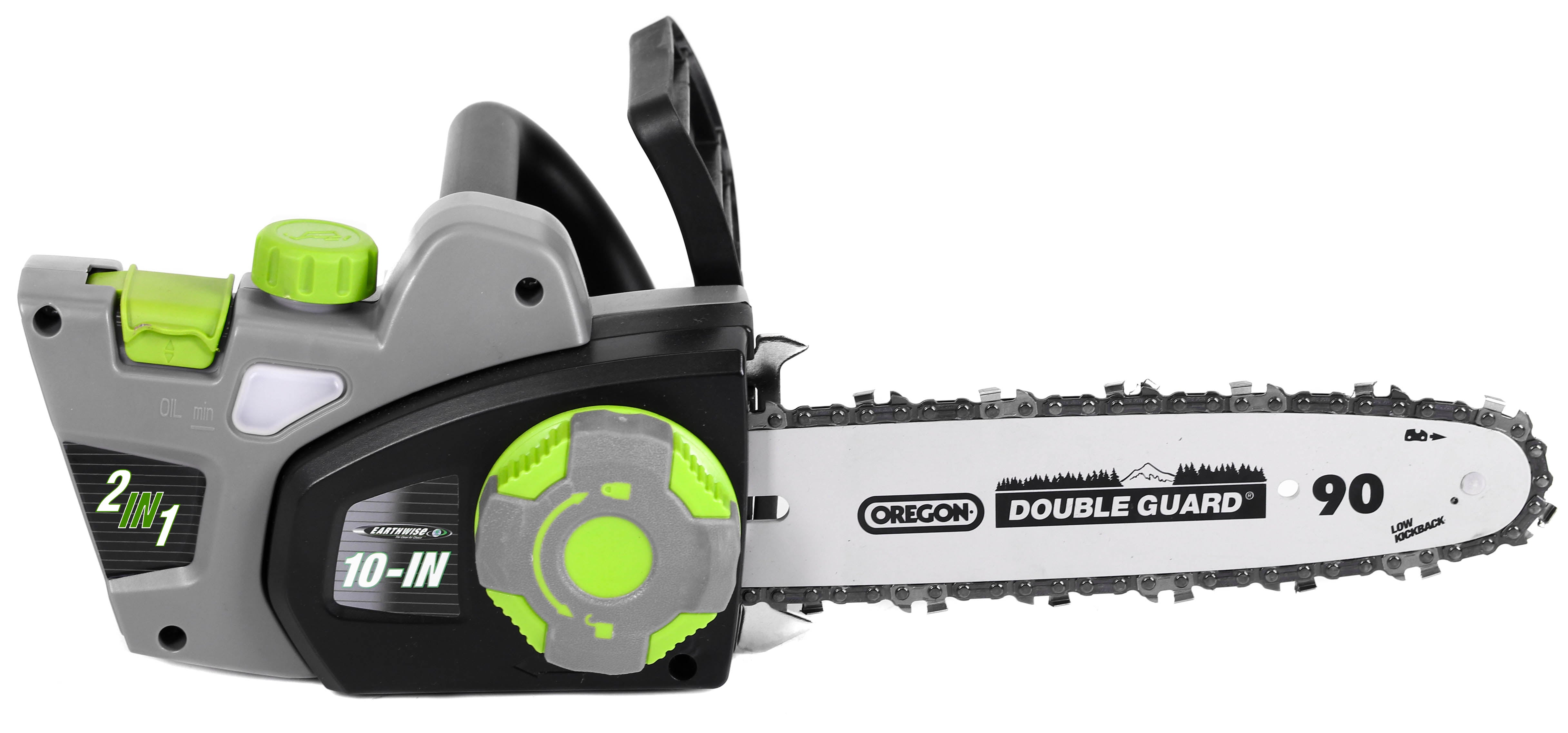 "Earthwise Power Tools by ALM 10"" 7-Amp 120V Corded 2 in 1 Pole Saw"