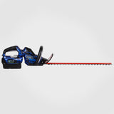 "ZOMBI 24"" 58V 4Ah Lithium Hedge Trimmer"