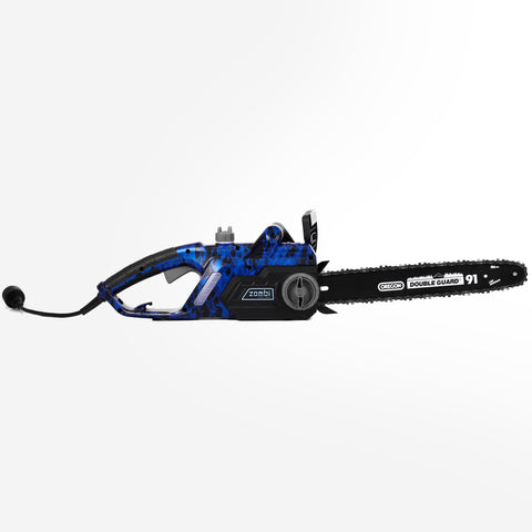 "ZOMBI 16"" 13-Amp 120V Corded Chainsaw"