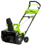 "Earthwise 18"" 40V 4Ah Lithium Snow Thrower"
