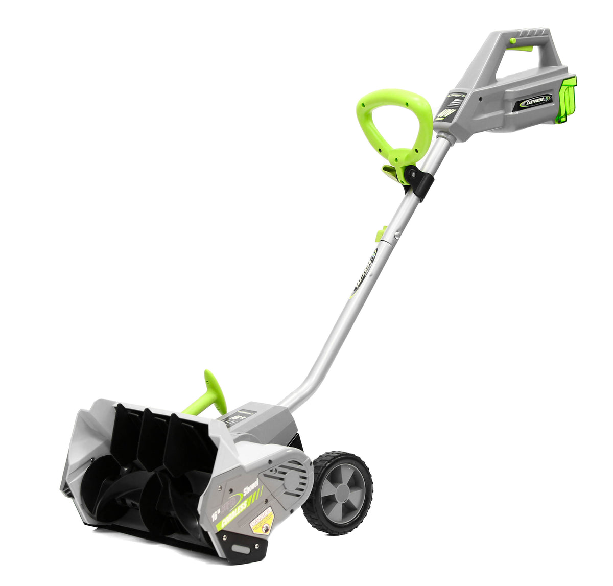 Earthwise 16 Quot 40v 4ah Lithium Snow Thrower American Lawn