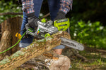 "Earthwise 14"" 9-Amp 120V Corded Chainsaw"