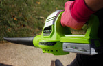 Earthwise 130 MPH 20V 1.5Ah Lithium Blower
