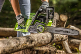 "Earthwise 14"" 40V 2Ah Lithium Chainsaw"