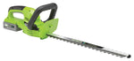 "Earthwise 22"" 24V 2.5Ah Lithium Hedge Trimmer"