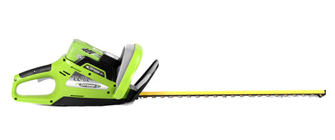 "Earthwise 22"" 40V 2Ah Lithium Hedge Trimmer"