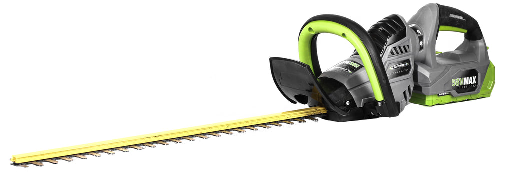 Earthwise 24 Quot 58v 2ah Lithium Hedge Trimmer American