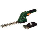 "Scotts 6.5"" Hedge Blade / 4"" Shear 7.2V 2Ah Lithium Shrub Sheer"