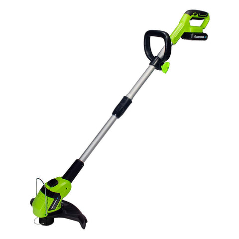 "Earthwise 10"" 20V 2Ah Lithium String Trimmer"